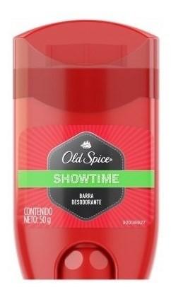 Desodorante Old Spice En Barra Showtime 50 Gr