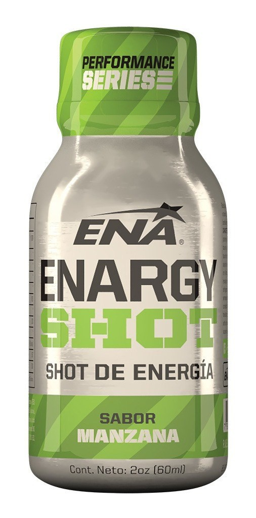 Enargy Shot Manzana Caja X 12