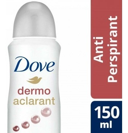 Desodorante Dove Dermoaclarante 150ml