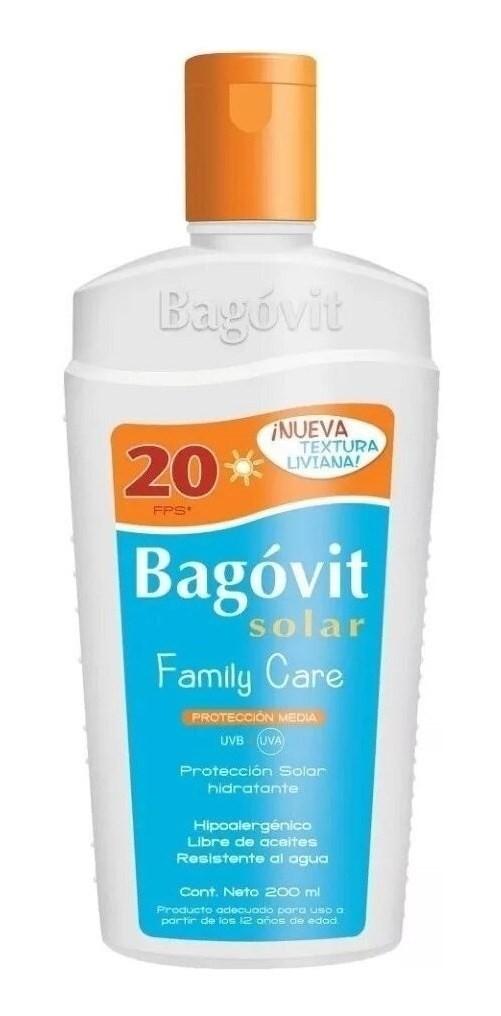 Bagovit Solar Family Care Ne Fps20 Emu 200 Ml