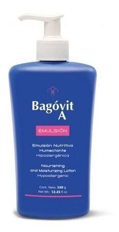Bagóvit Emulsión A Nutritiva Humectante X 350 Gr