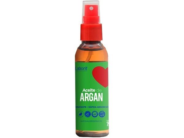 Aceite (argan) Laborit Spray 75ml