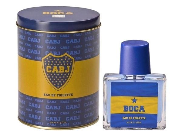 Perfume Hombre Boca Juniors Edt 50ml Lata #1
