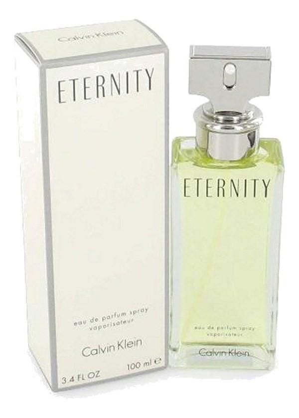 Perfume Importado Mujer Calvin Klein Eternity Edp 100ml