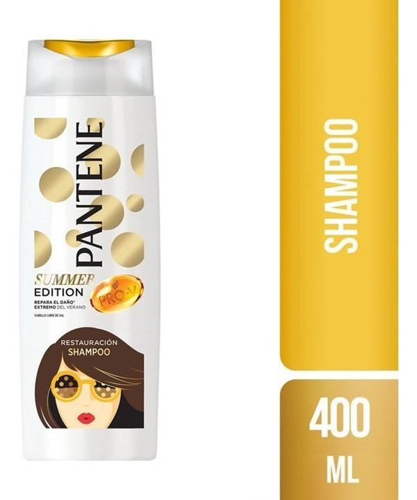 Shampoo Pantene Pro-v Summer Edition 400 Ml