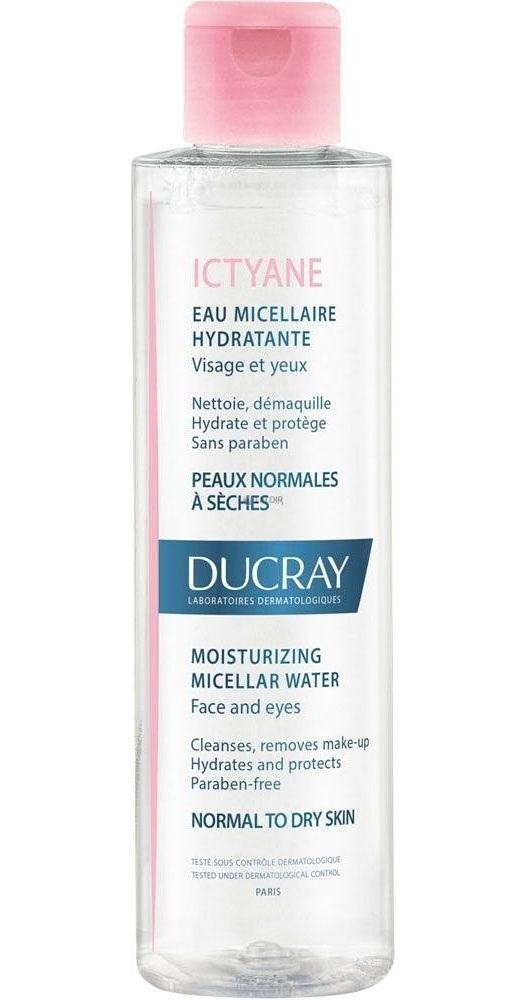 Ducray Ictyane Agua Micelar X 200 Ml