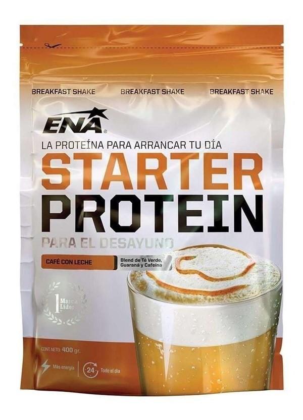 Ena Starter Protein Café Con Leche X 400 Grs