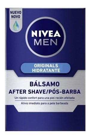 Nivea Balsámo After Shave For Men X 100 Ml