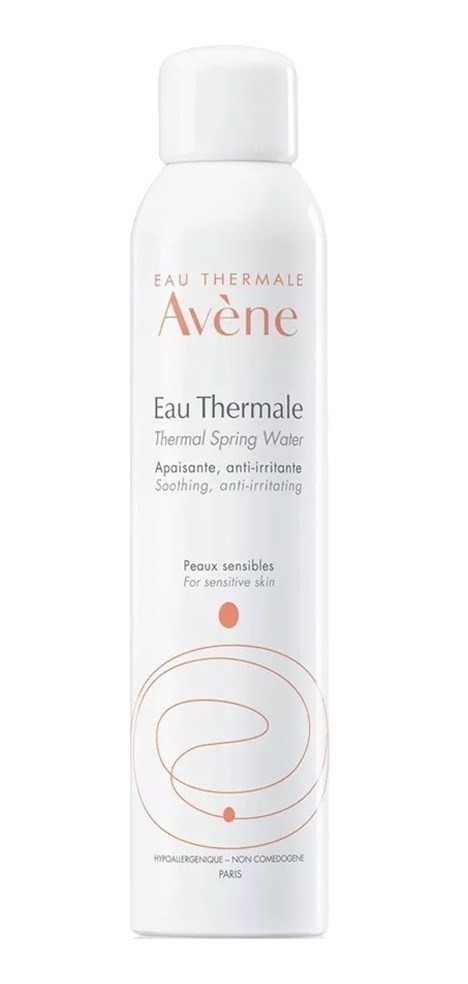 Agua Termal Avene Spray Hidrata Refresca Rostro 300 Ml