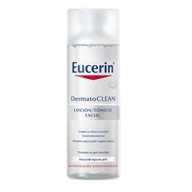 Eucerin Dermato Clean Loción Limpiadora Facial 200ml