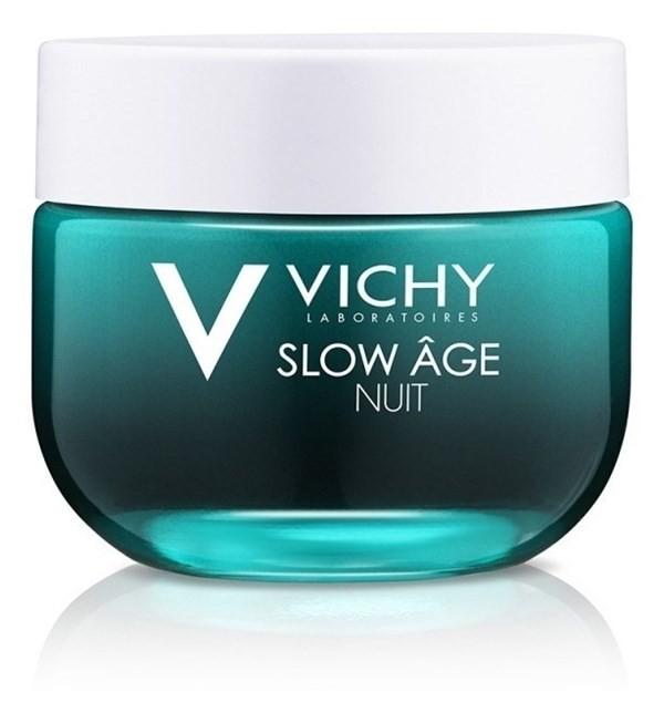 Slow Âge Noche Crema Y Máscara De Noche X 50ml De Vichy