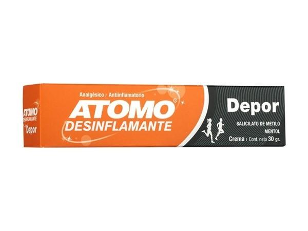 Atomo Desinflamante Depor 30gr