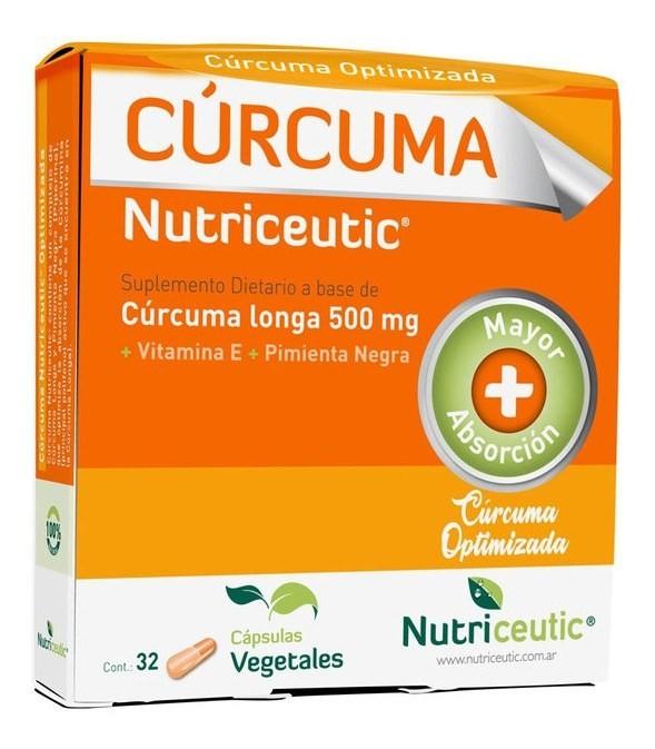 Curcuma Nutriceutic X32caps