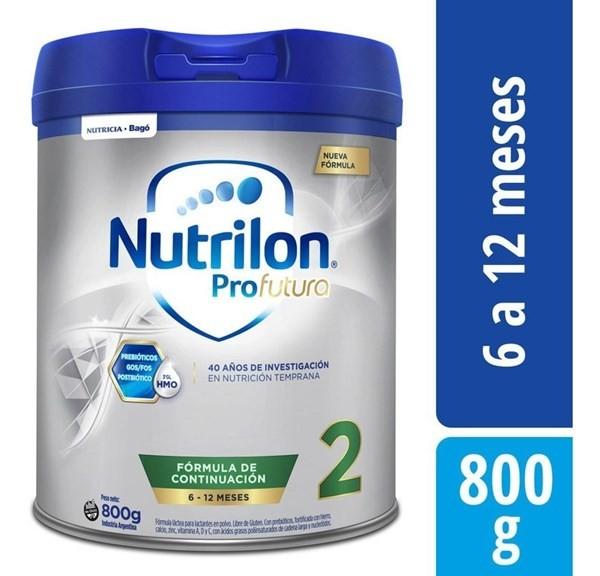 Nutrilon 2 Profutura Lata 800 Gr #1