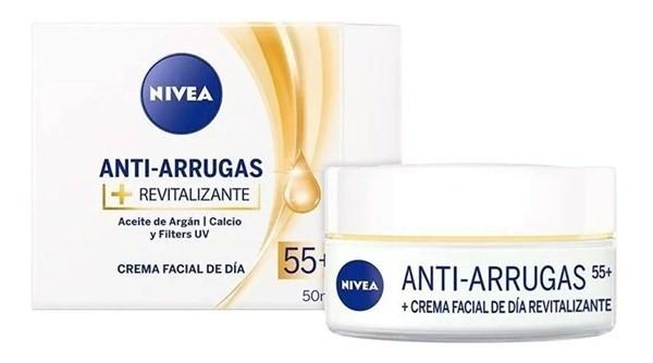 Nivea Anti Arrugas Crema Facial De Día 50ml