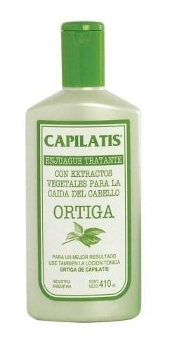 Enjuague Tratante Ortiga Capilatis X 410ml