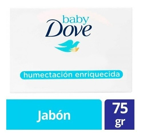 Jabón Dove Baby Humectación Enriquecida X 75 Gr #1
