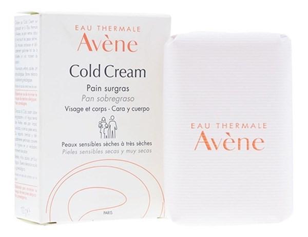 Avene Cold Cream Jabón Pan Limpiador 100 Gr