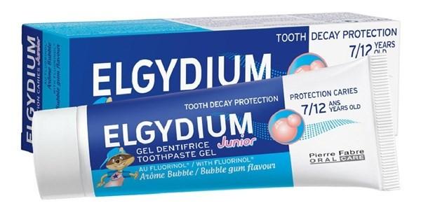 Elgydium Junior Bubble (7-12 Años) Pasta Dental X 50 Ml