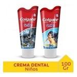 Crema Dental Colgate Smiles Batman/wonder Woman 100g #1