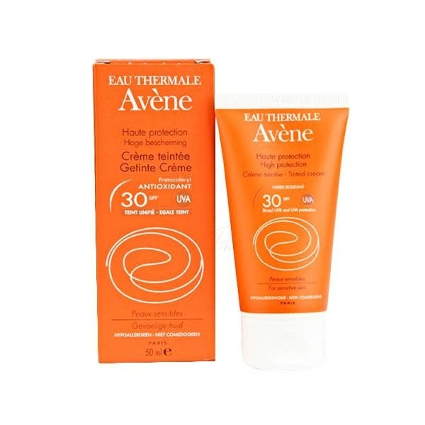 Avene Protector Solar Crema Spf 30 50ml
