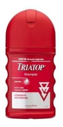 Triatop Shampoo Combate Intensivo X 250 Ml