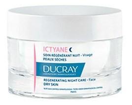 Ducray Ictyane Crema Regeneradora Noche X 50 Ml