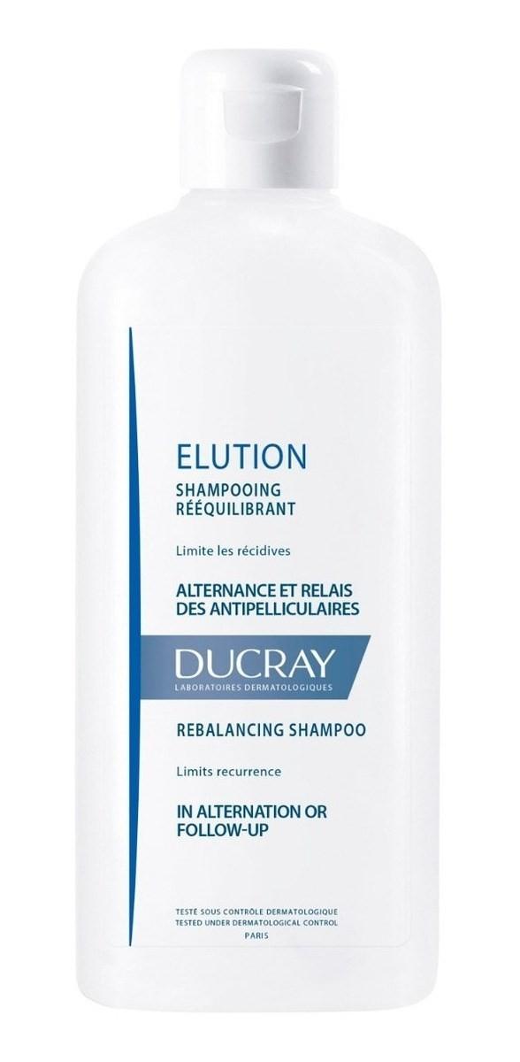 Ducray Elution Shampoo X 400 Ml