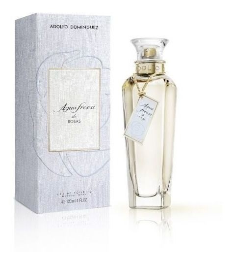 Perfume Importado Mujer Agua Fresca Rosas X 120ml