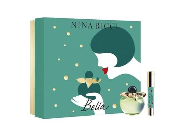Perfume Importado Mujer Nina Ricci Bella Edt 80ml + Labial