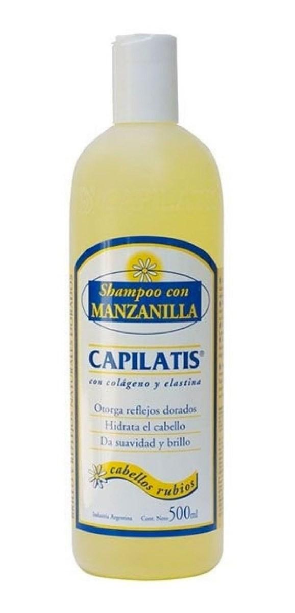 Enjuague Con Manzanilla Capilatis X 500ml