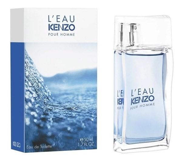 Perfume Importado Hombre Kenzo L'eau Pour Homme 50ml