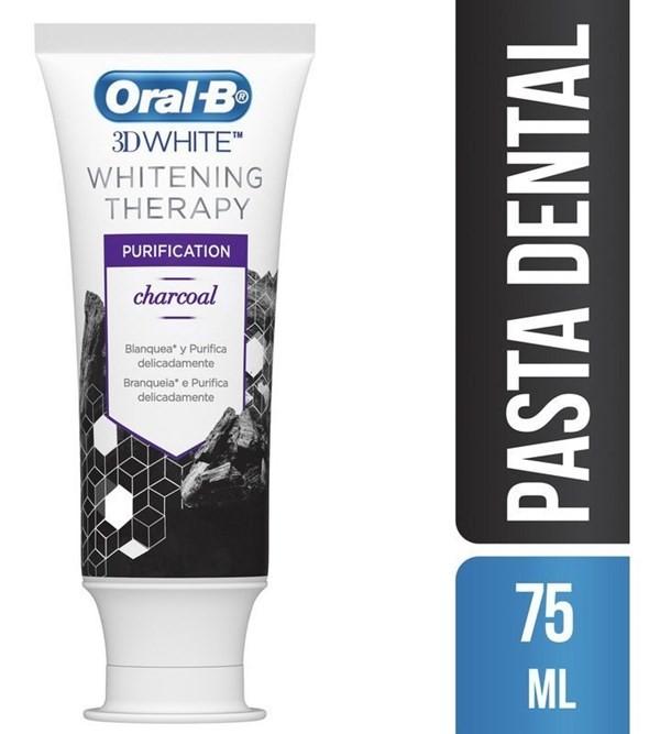Pasta Dental Oral-b 3d White Whitening  75 Ml