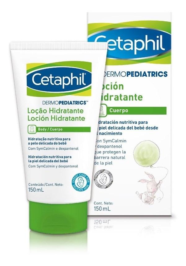 Locion Hidratante Cetaphil Dermopediatrics 150ml