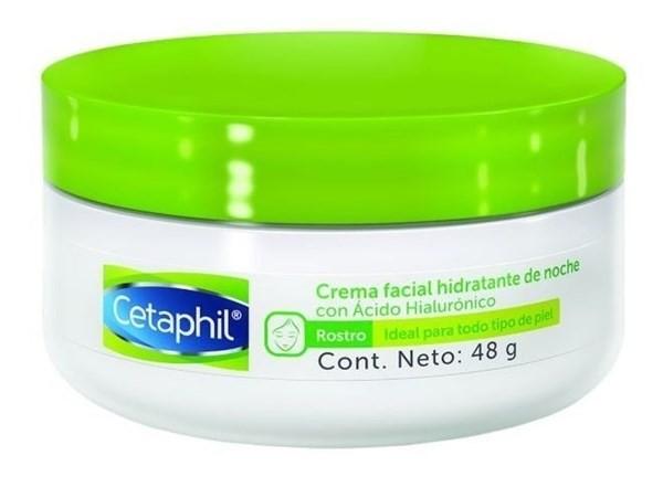 Cetaphil Crema Hidratante De Noche X 48 Gr