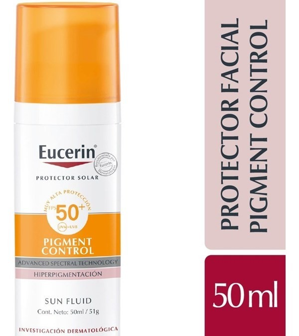 Eucerin Sun Solar X50ml Fps50 Pigment Control