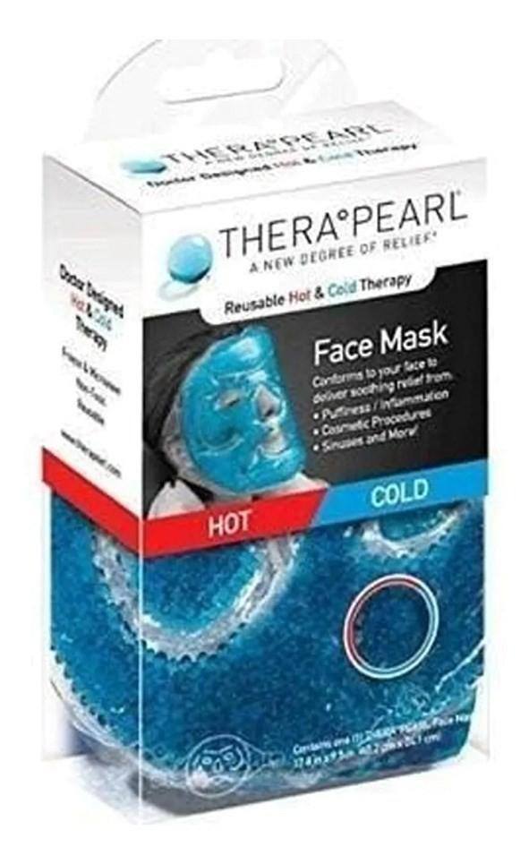 Thera Pearl Terapia Gel Frio Calor Mascara Facial