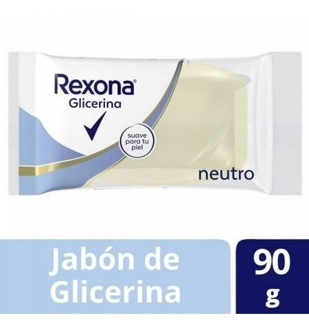 Jabón Rexona Neutro Blanco 125g