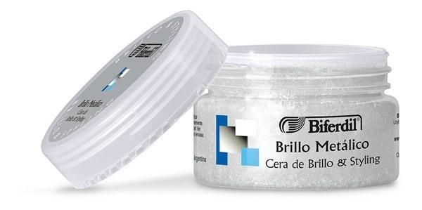 Biferdil Cera Brillo Metálico Y Cera Capilar Styling