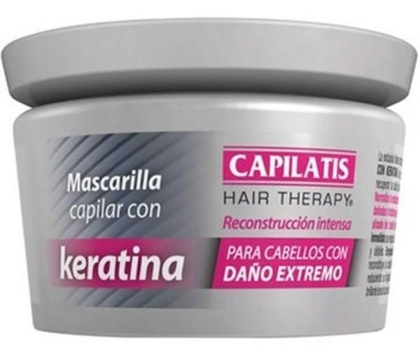 Capilatis Tratamiento Capilar Keratina X 170 Gr