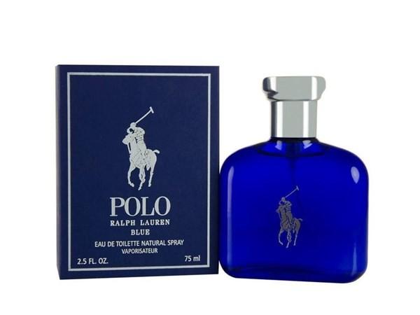 Ralph Lauren Polo Blue Edt Perfume Hombre 75ml