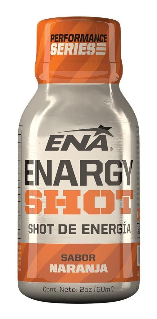 Enargy Shot Naranja Caja X 12