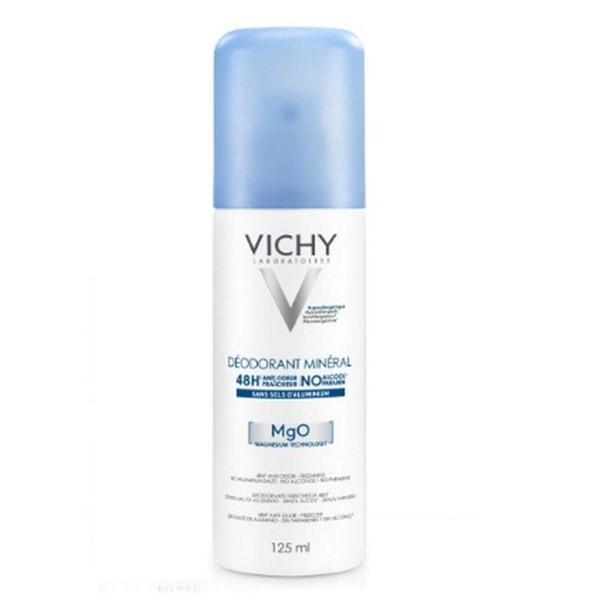Vichy Desodorante Mineral Aerosol Sin Sales De Aluminio 48hs