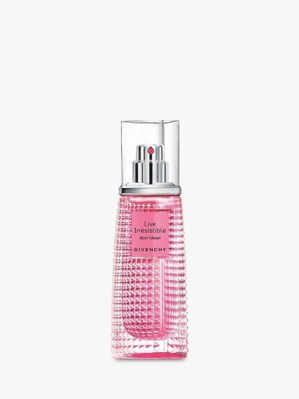 Perfume Importado Givenchy Live Irresistible Rosy Crush X30m