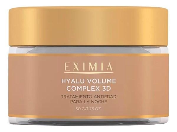 Eximia Hyalu Volume Complex 3d Crema De Noche Anti Edad 50g