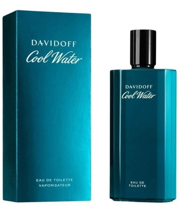 Perfume Hombre Davidoff Cool Water  Edt 40ml