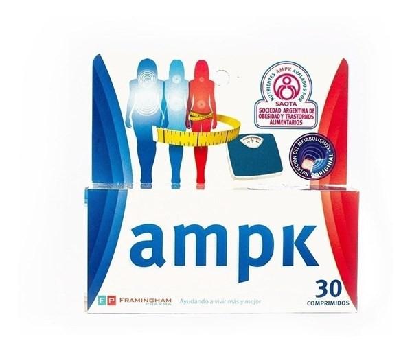 Ampk Nutricion 30 Comp