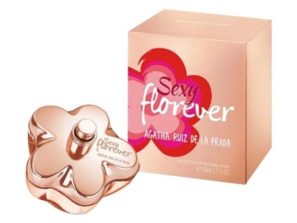 Perfume Mujer Sexy Florever Agatha Ruiz De La Prada Edt 50ml
