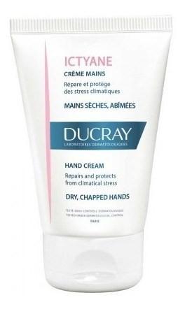 Ducray Nc Ictyane Crema Para Manos X 50 Ml