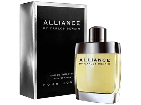 Perfume Hombre Alliance By Carlos Benaim Edt 80ml  #1